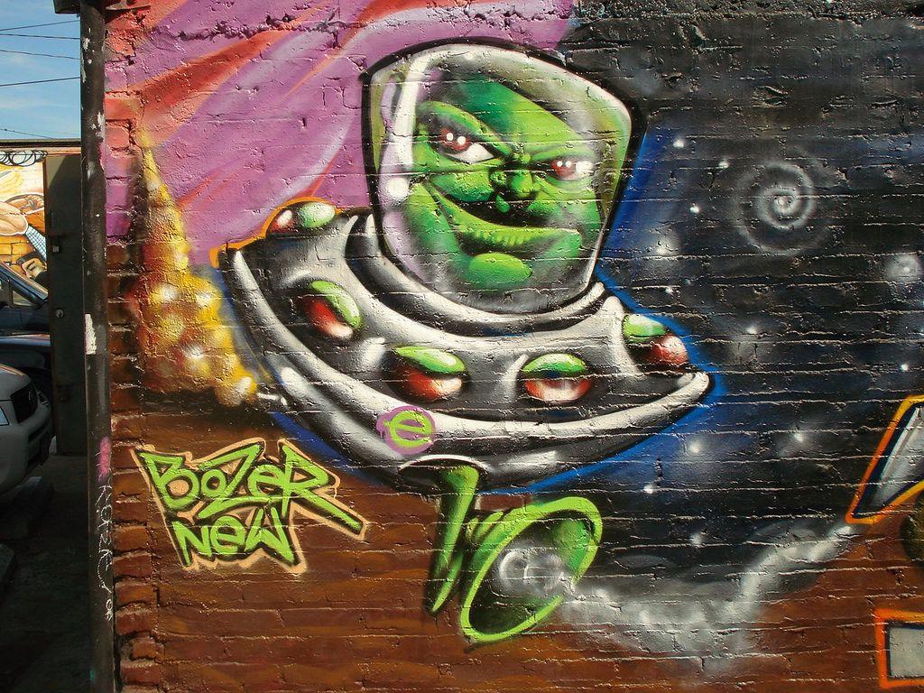graffiti art14 Street Art and Graffiti in Los Angeles