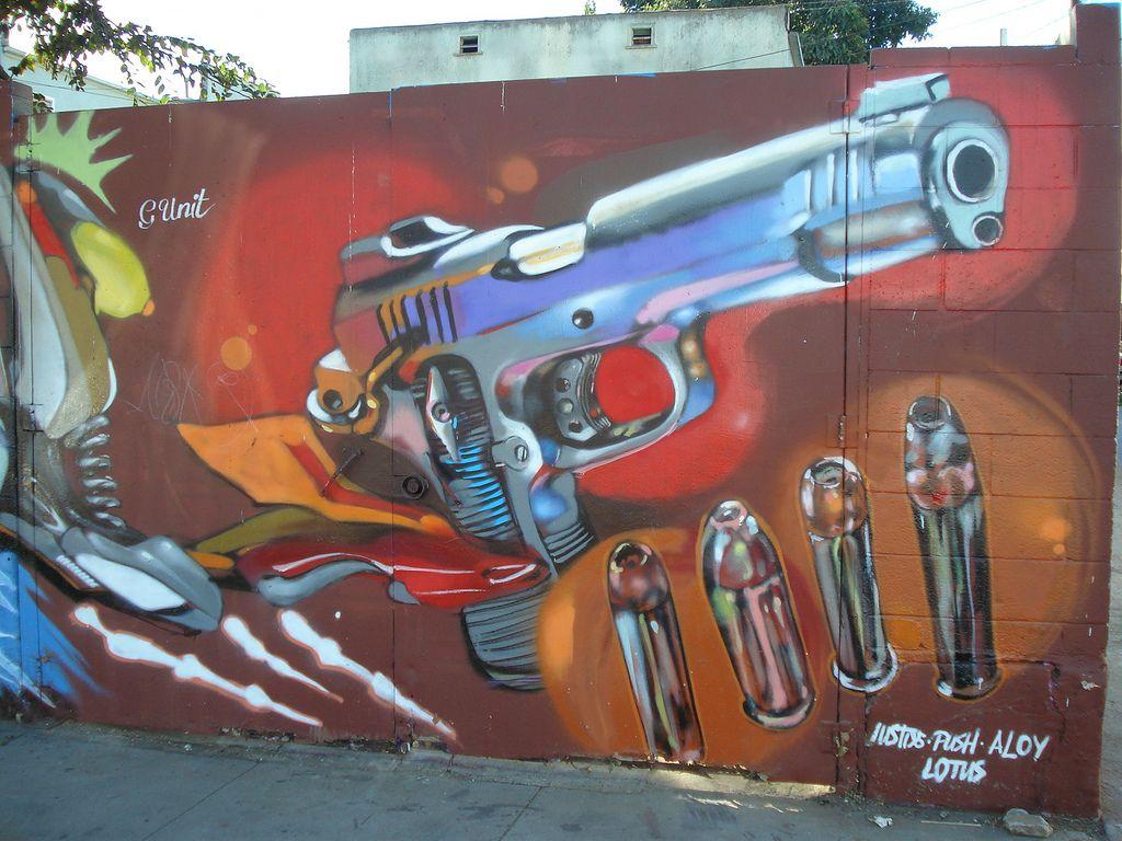 graffiti art15 Street Art and Graffiti in Los Angeles