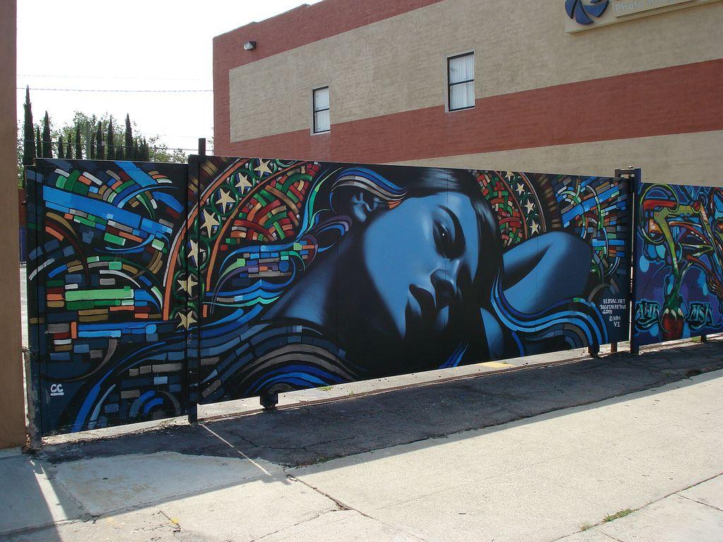 graffiti art16 Street Art and Graffiti in Los Angeles