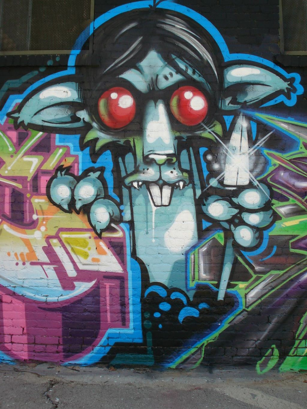 graffiti art17 Street Art and Graffiti in Los Angeles