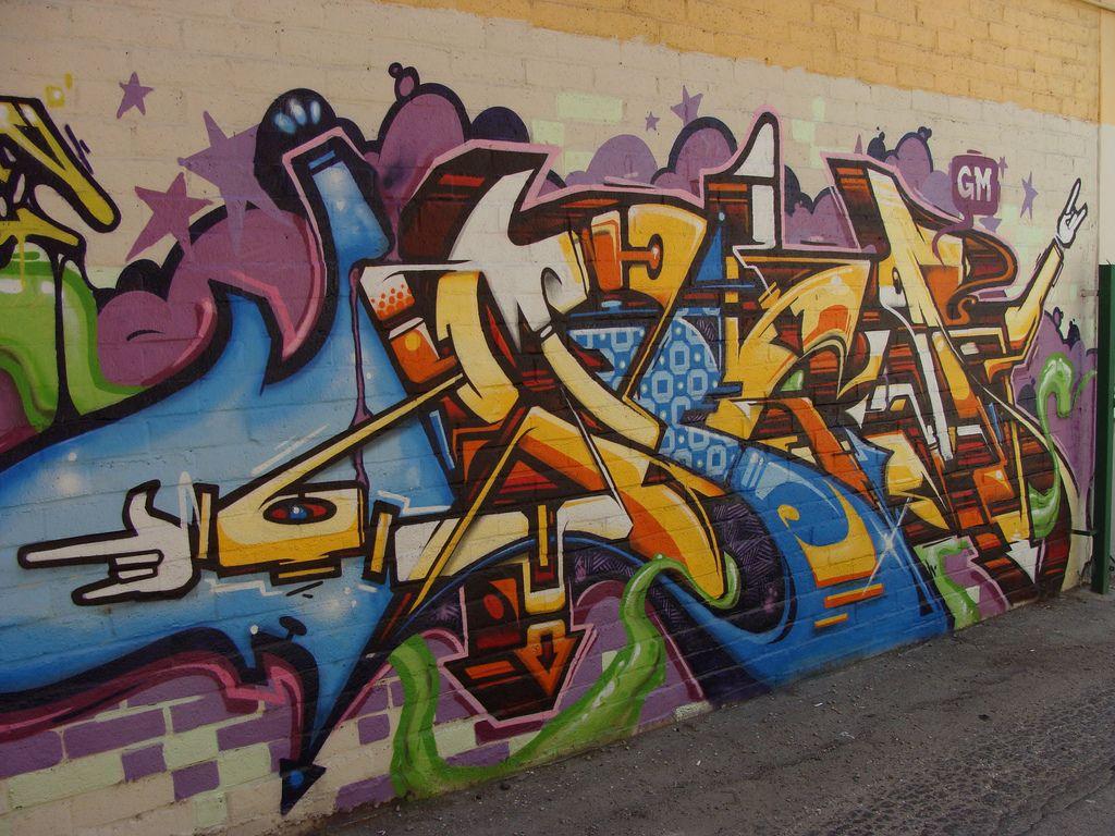 graffiti art18 Street Art and Graffiti in Los Angeles
