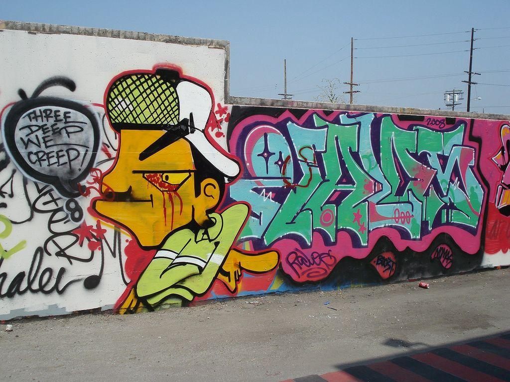 graffiti art19 Street Art and Graffiti in Los Angeles