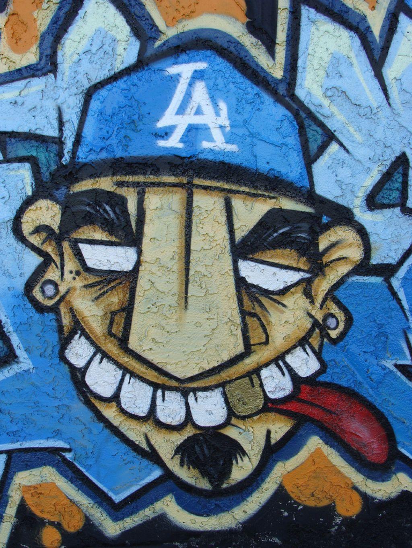 graffiti art2 Street Art and Graffiti in Los Angeles