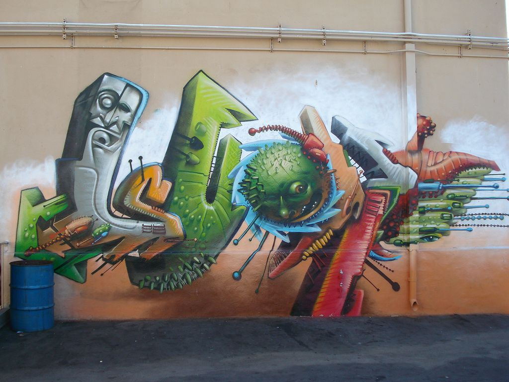 graffiti art21 Street Art and Graffiti in Los Angeles