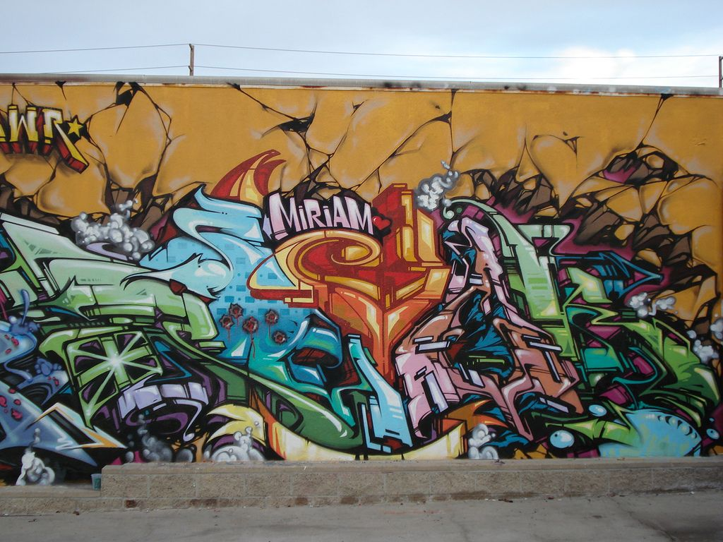 graffiti art22 Street Art and Graffiti in Los Angeles