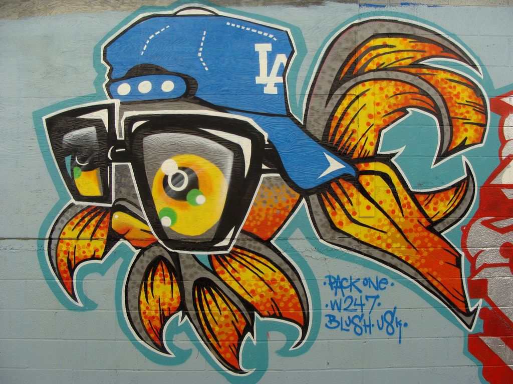 graffiti art24 Street Art and Graffiti in Los Angeles