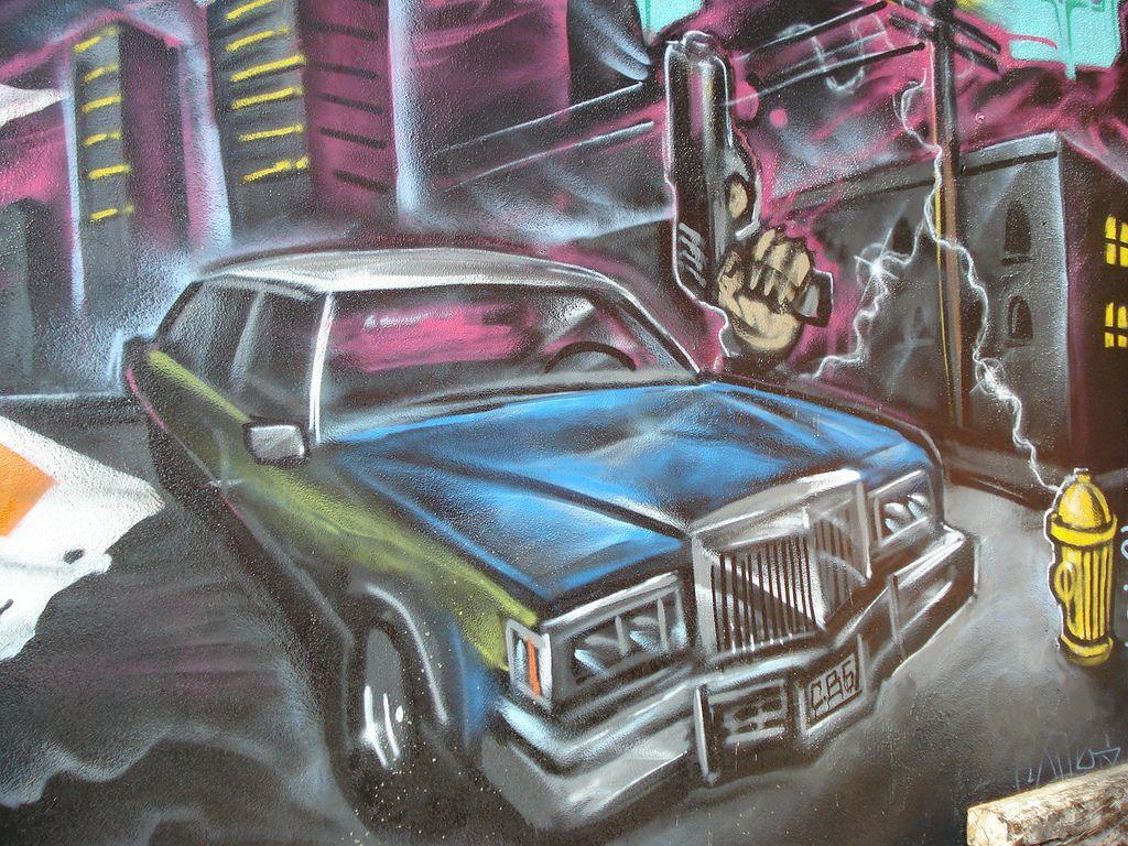 graffiti art4 Street Art and Graffiti in Los Angeles