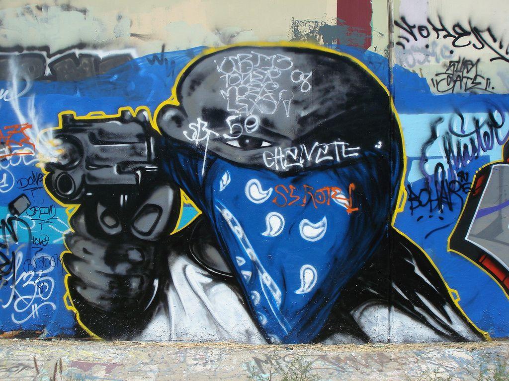 graffiti art5 Street Art and Graffiti in Los Angeles