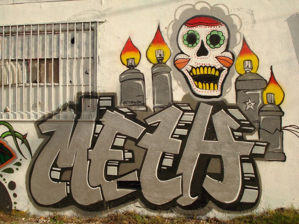 graffiti art8 Street Art and Graffiti in Los Angeles