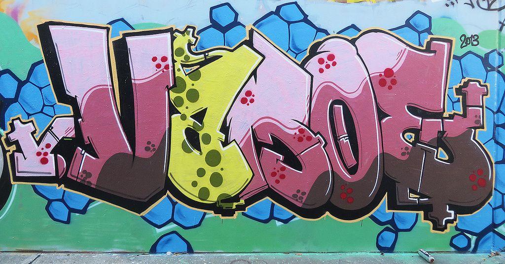 sydney graffiti6 Sydney Steel Road Graffiti