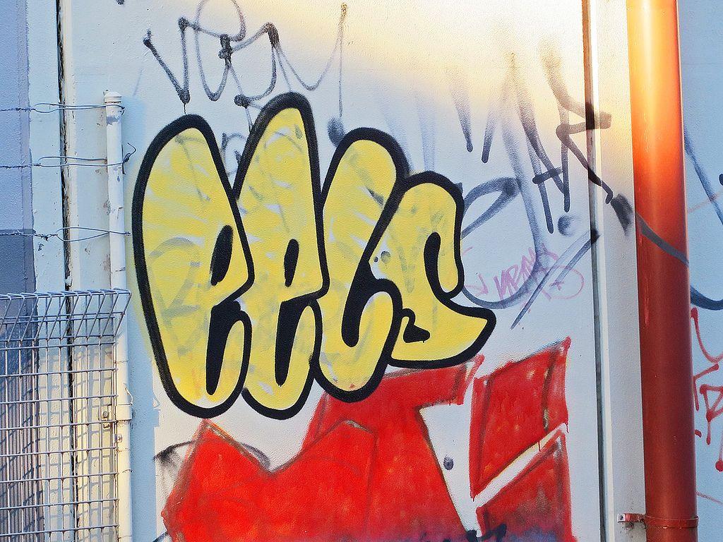 sydney graffiti7 Sydney Steel Road Graffiti