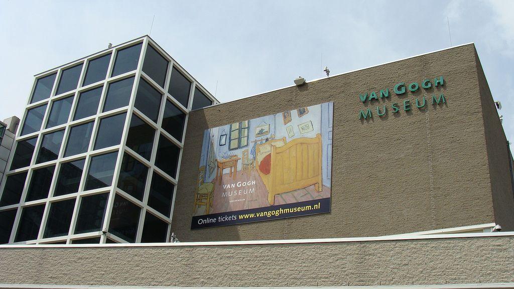 museum van gogh Van Gogh Museum in Amsterdam Reopens after Renovation