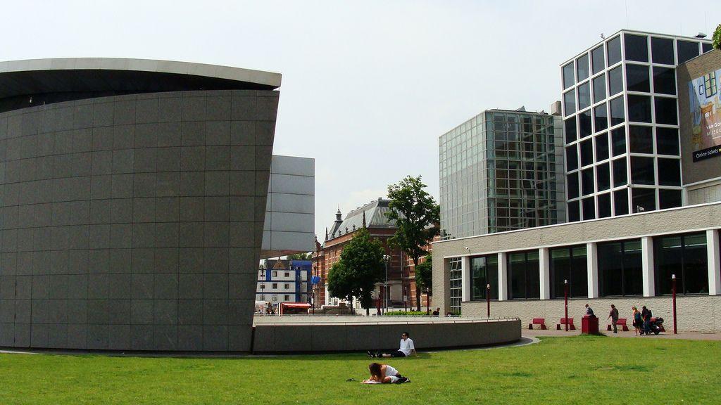 museum van gogh1 Van Gogh Museum in Amsterdam Reopens after Renovation