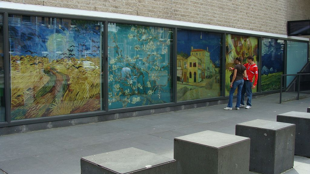 museum van gogh2 Van Gogh Museum in Amsterdam Reopens after Renovation