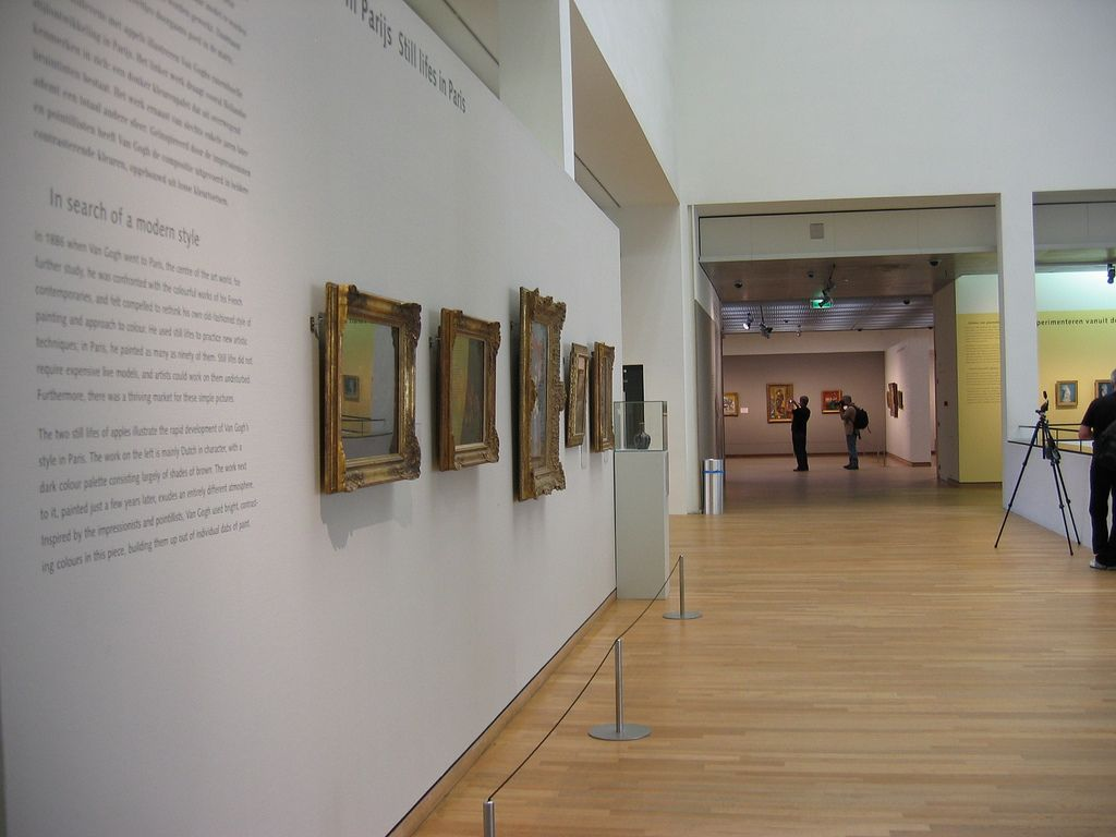 museum van gogh4 Van Gogh Museum in Amsterdam Reopens after Renovation