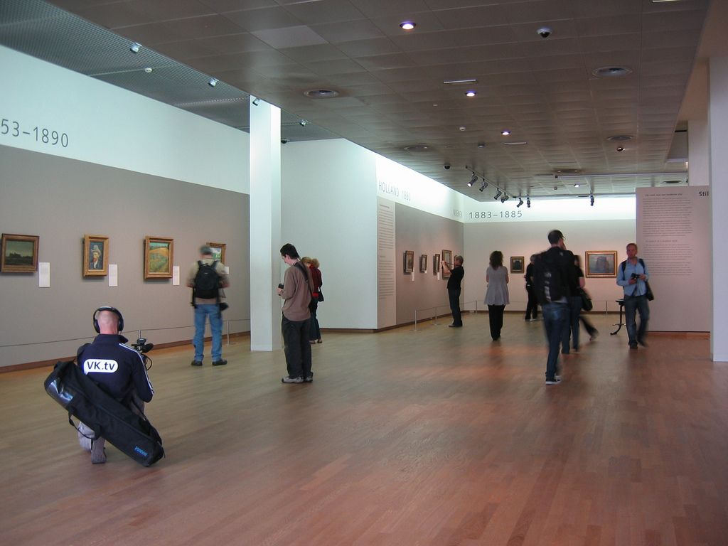 museum van gogh6 Van Gogh Museum in Amsterdam Reopens after Renovation