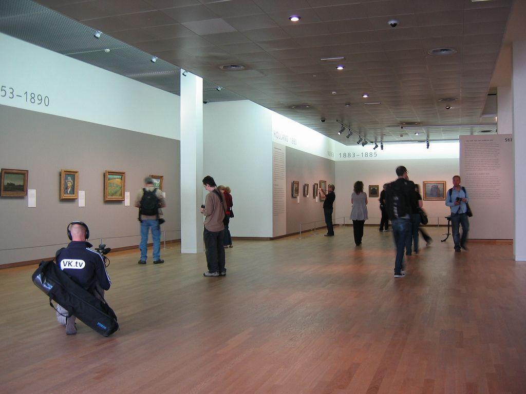 museum van gogh6 Van Gogh Museum in Amsterdam Reopens after Renovation