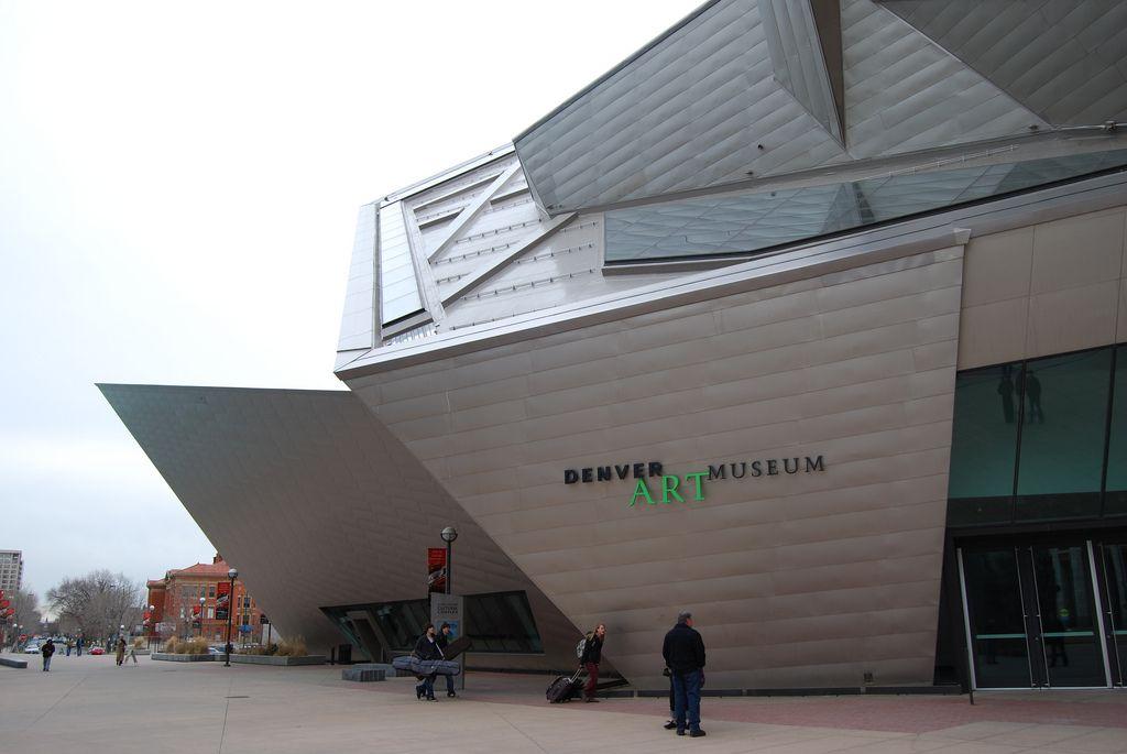 denver art museum6 Welcome to Denver Art Museum