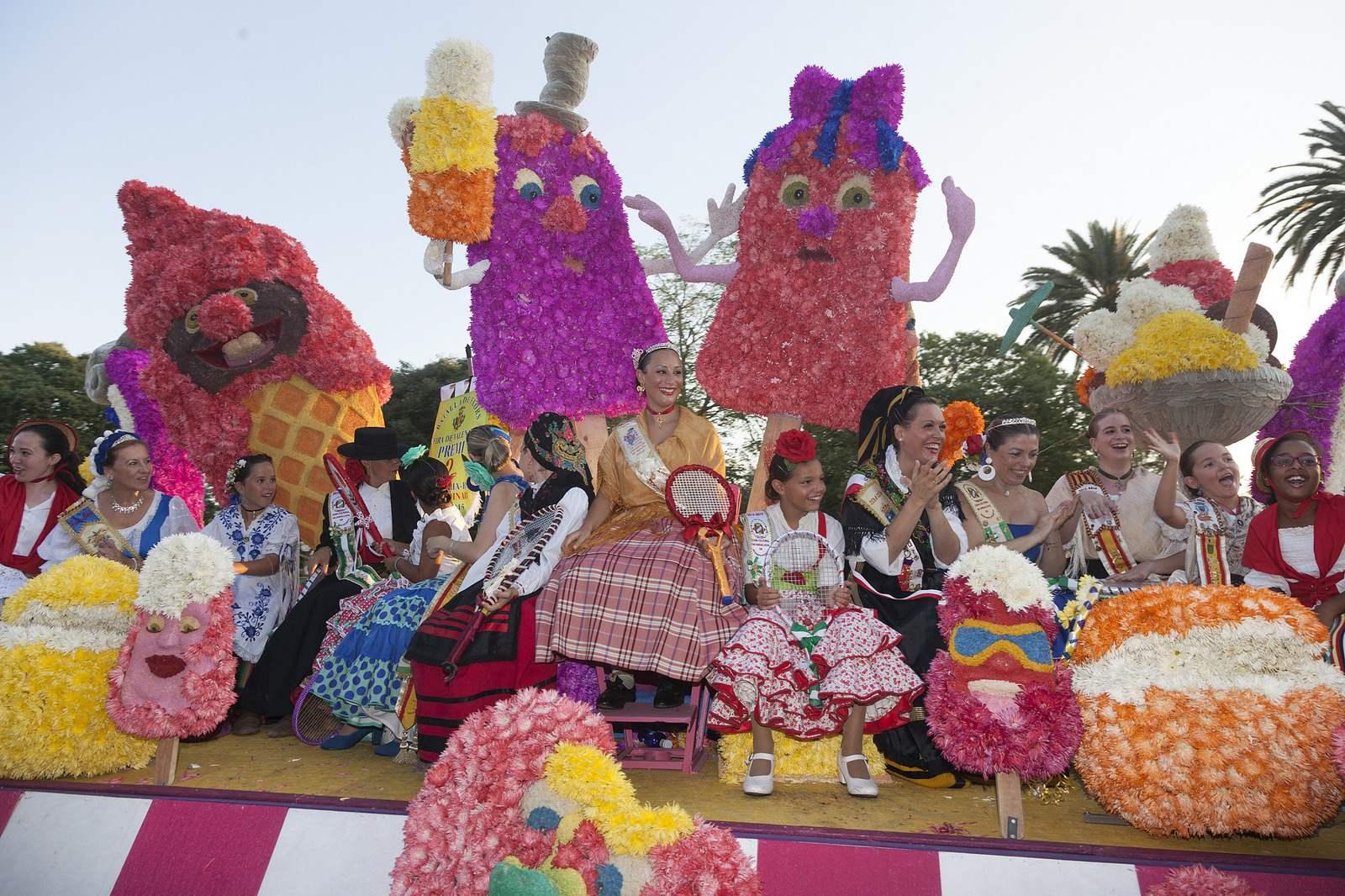 battle of flowers8 Battle of Flowers   Legendary Fiesta in Valencia