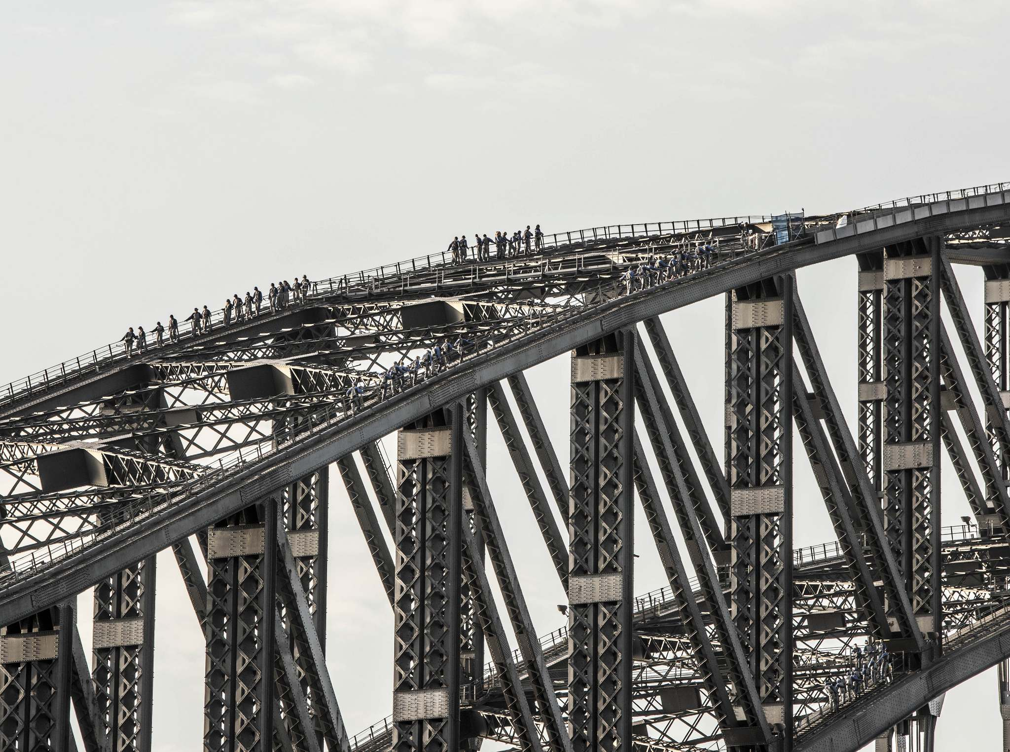sydney bridge climb Climb the Bridge   Too Expensive Attraction of Sydney