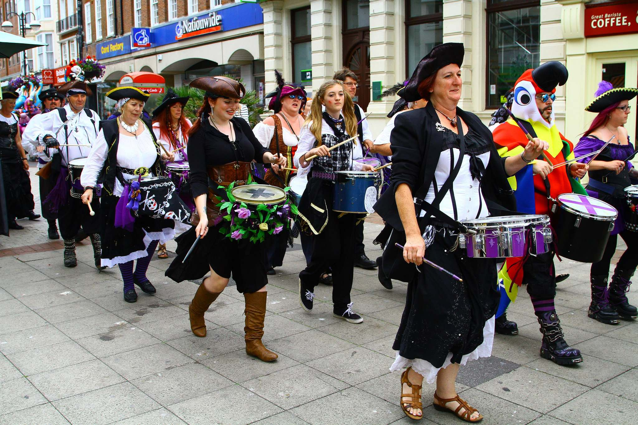 pirate 201615 Hastings Pirate Day 2016