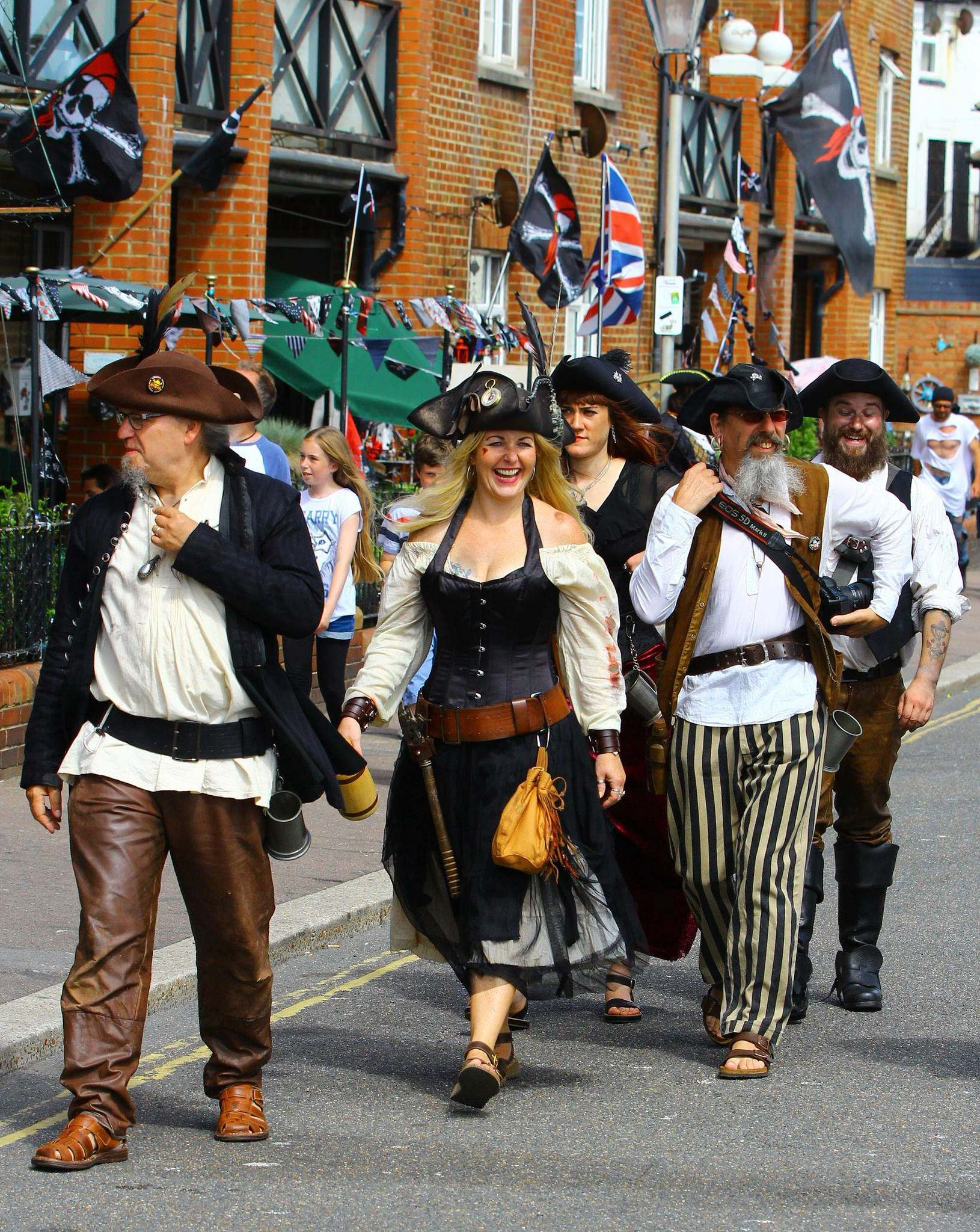 pirate 20162 Hastings Pirate Day 2016