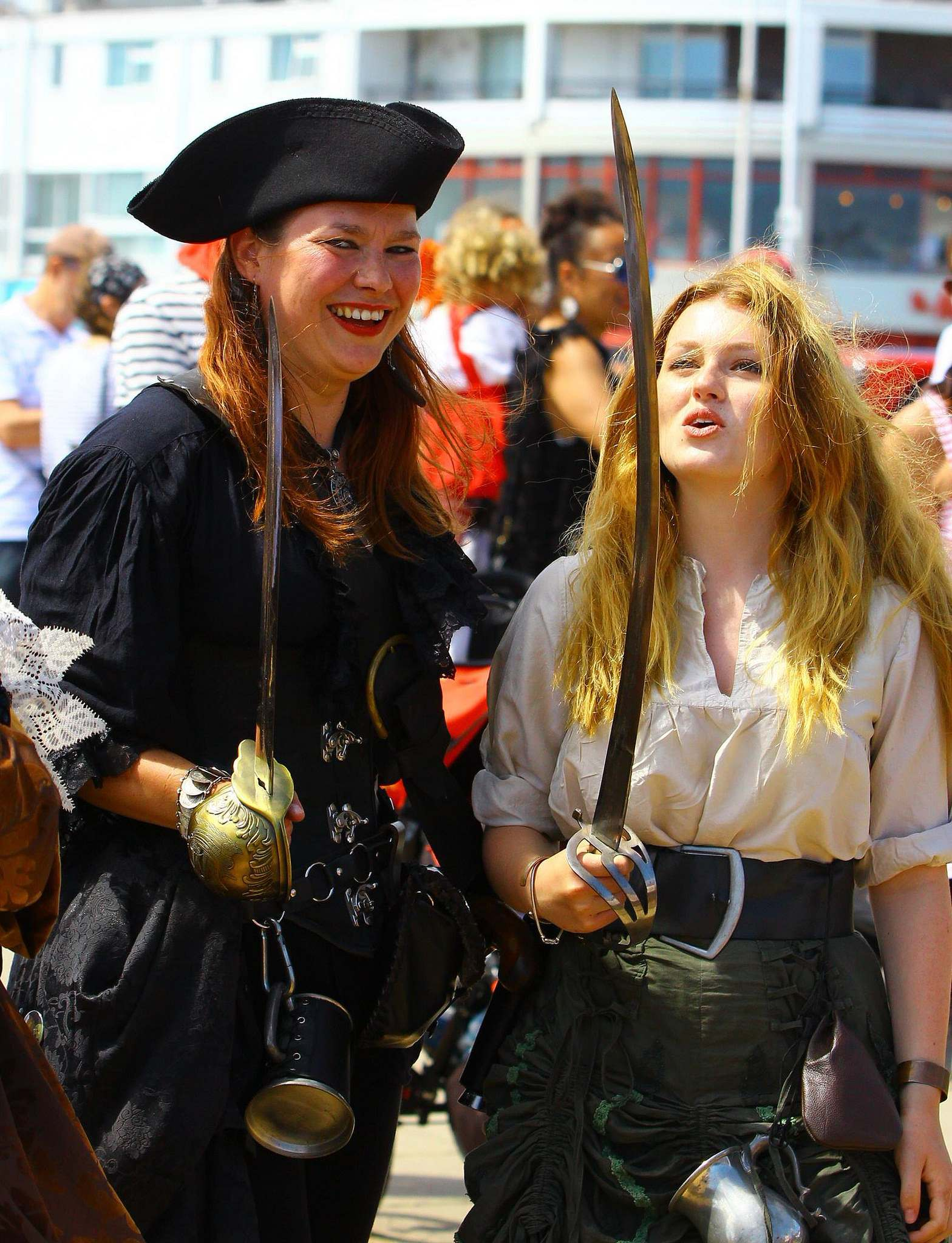 pirate 20165 Hastings Pirate Day 2016