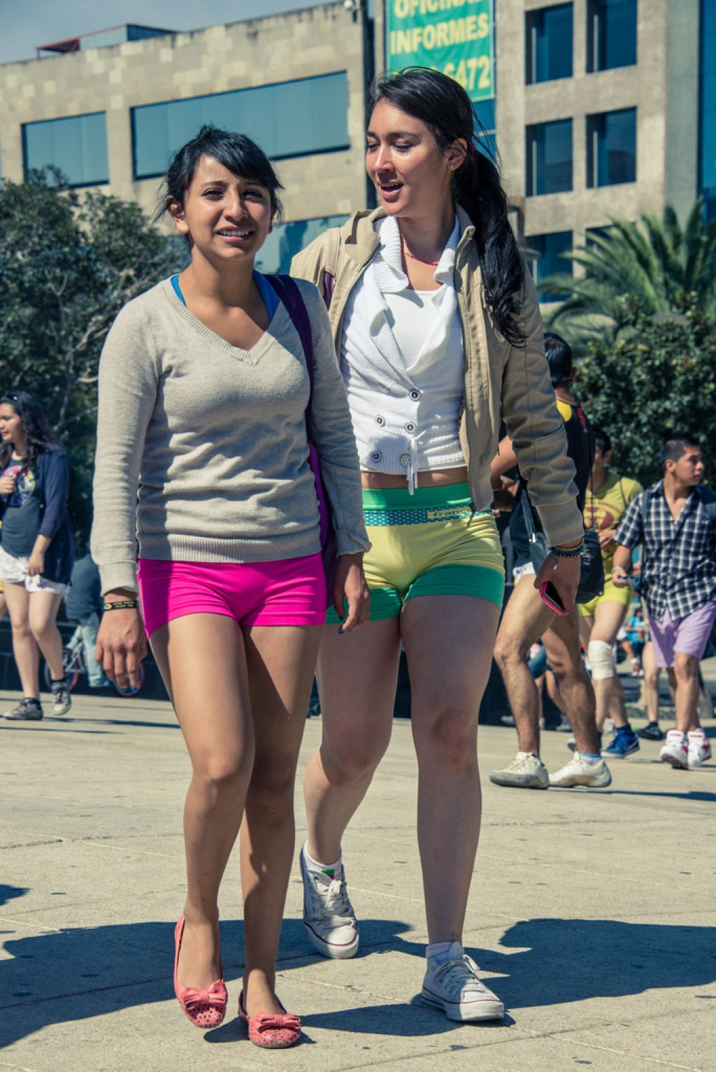 no pants11 No Pants Day in Mexico City