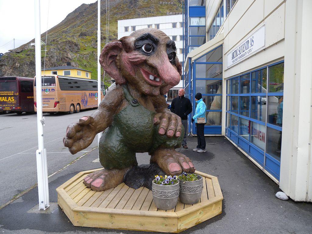 troll norway1 Troll   Norwegian Symbol from Fairy Tales