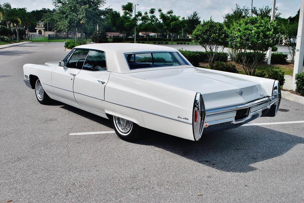 cadillac deville1 1968 Cadillac DeVille Hardtop Sedan