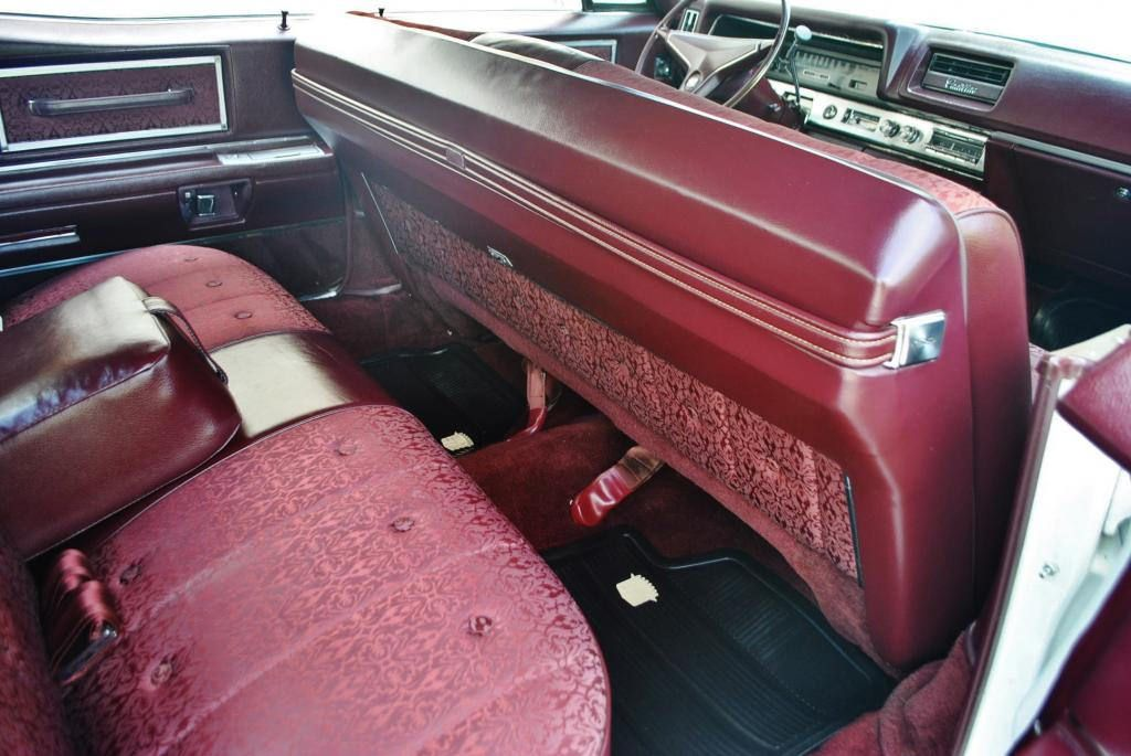 cadillac deville7 1968 Cadillac DeVille Hardtop Sedan
