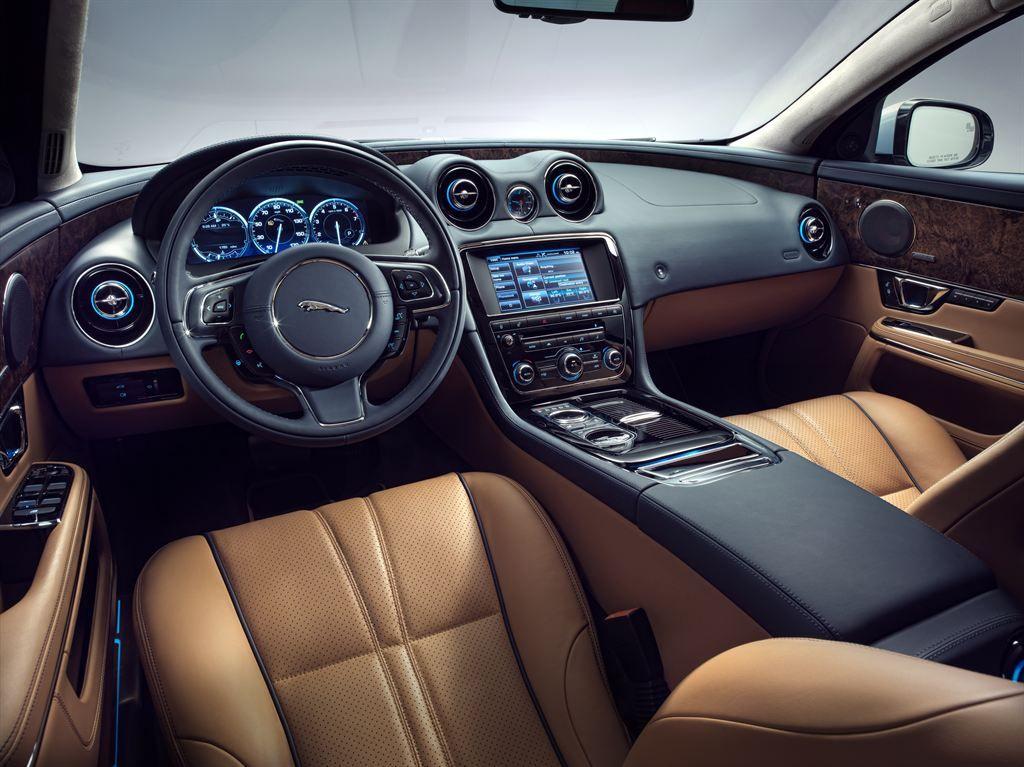 jaguar xj6 2014 Model Year Jaguar XJ
