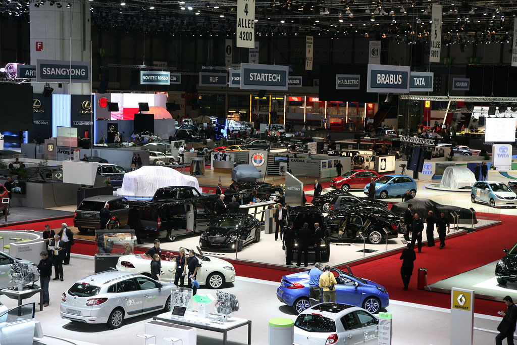 geneva motor show3 81th International Motor Show Geneva 2011