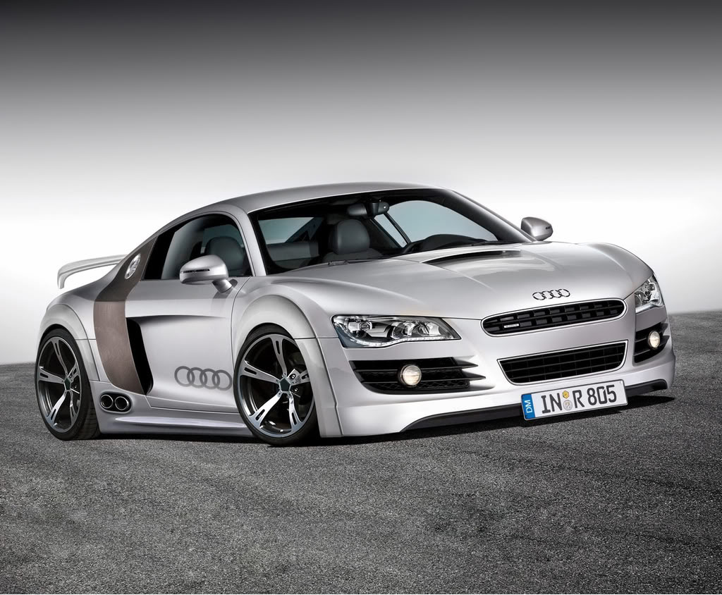 audi r8 wallpaper Audi R8   SportsCar of The Year