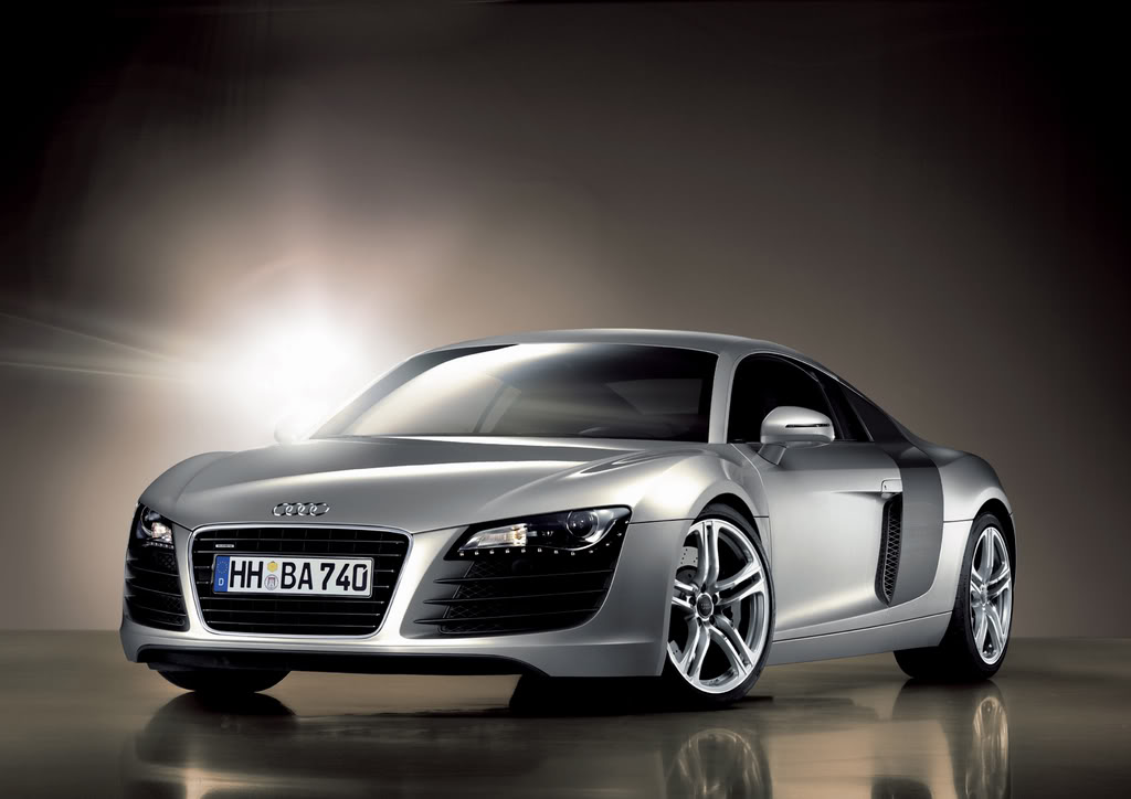 audi r8 wallpaper3 Audi R8   SportsCar of The Year