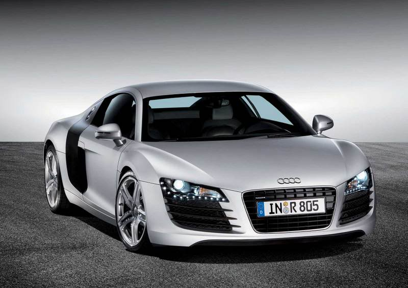 audi r8 wallpaper7 Audi R8   SportsCar of The Year