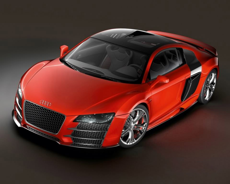 audi r8 wallpaper8 Audi R8   SportsCar of The Year