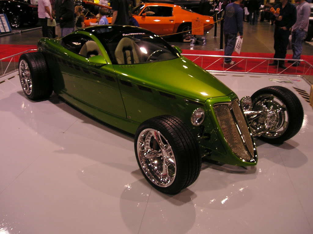 chip foose14 Cars by Chip Foose Design