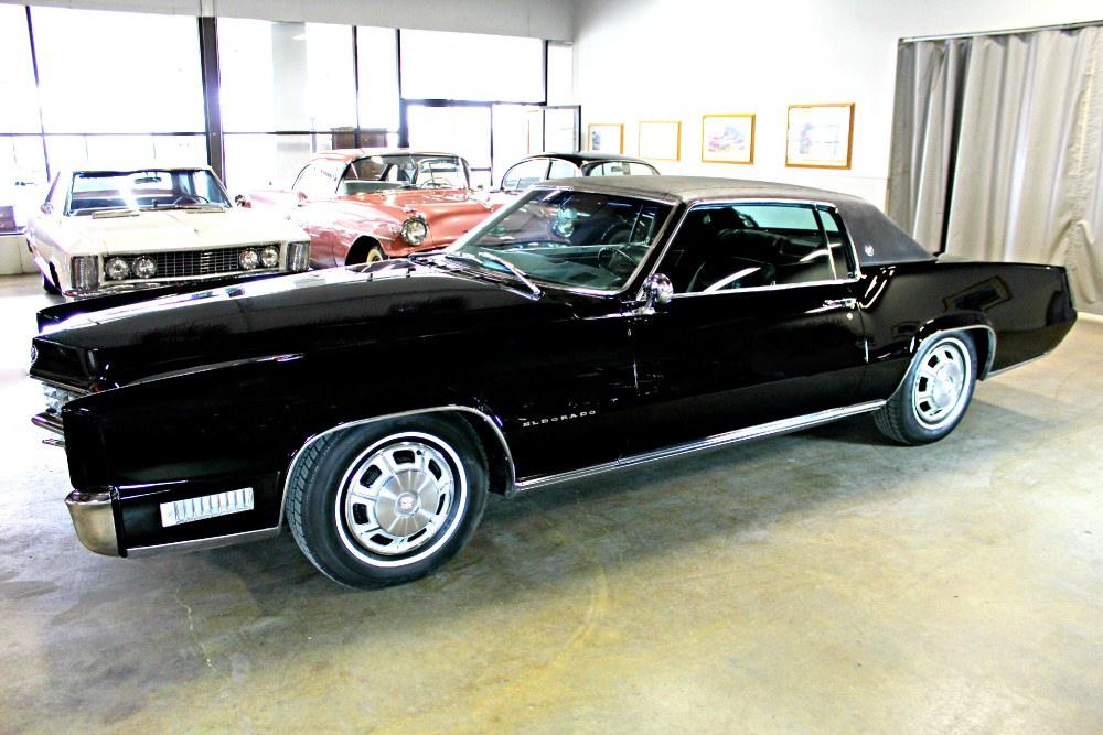 cadillac eldorado 19671 Classic Cars   Cadillac Eldorado 1967