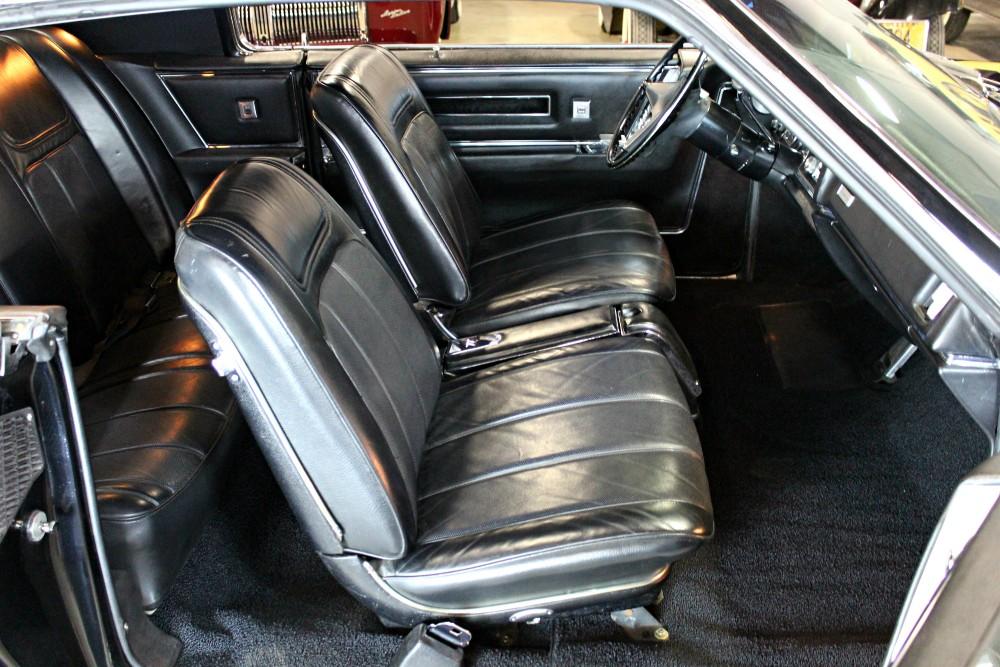 cadillac eldorado 196710 Classic Cars   Cadillac Eldorado 1967