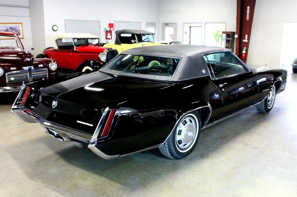 cadillac eldorado 19672 Classic Cars   Cadillac Eldorado 1967