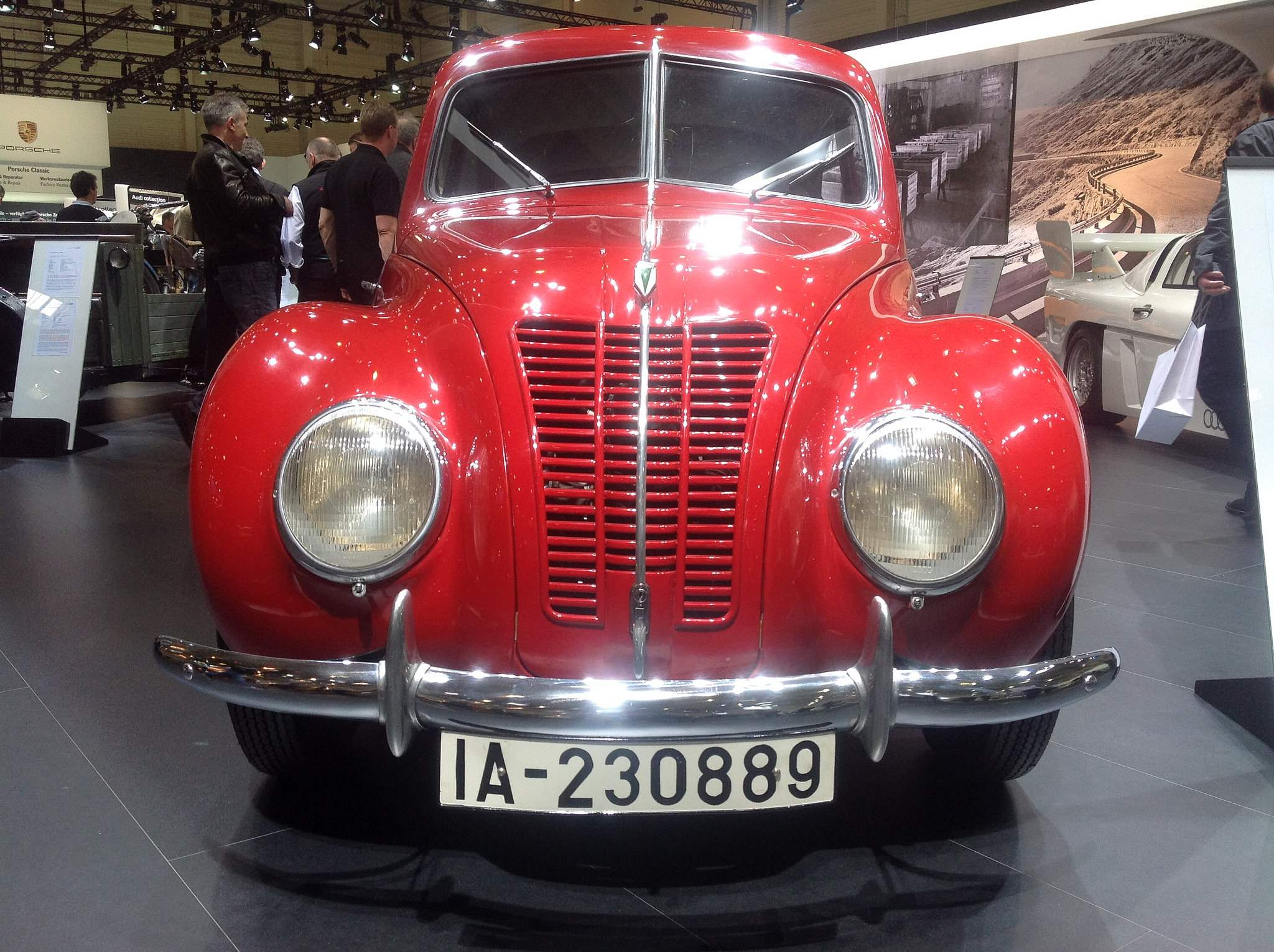 techno classica8 Classic Cars at Techno Classica Essen 2016