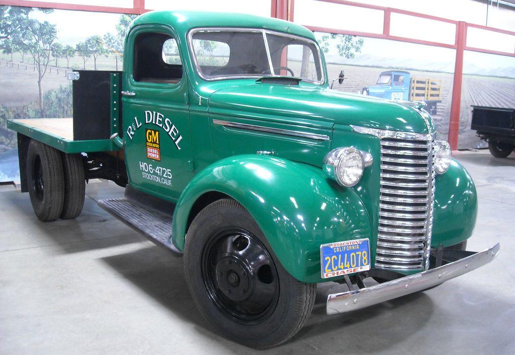 classic trucks13 Classic Trucks in Hays Antique Museum, California