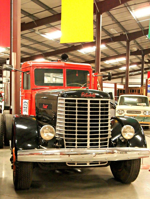classic trucks14 Classic Trucks in Hays Antique Museum, California
