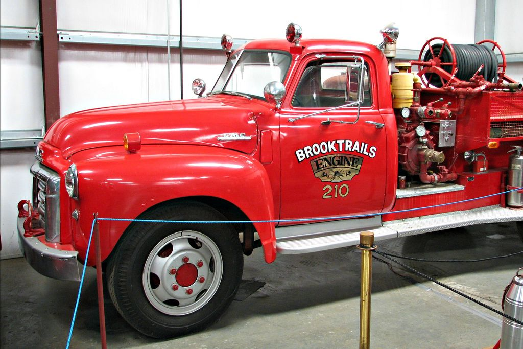 classic trucks21 Classic Trucks in Hays Antique Museum, California