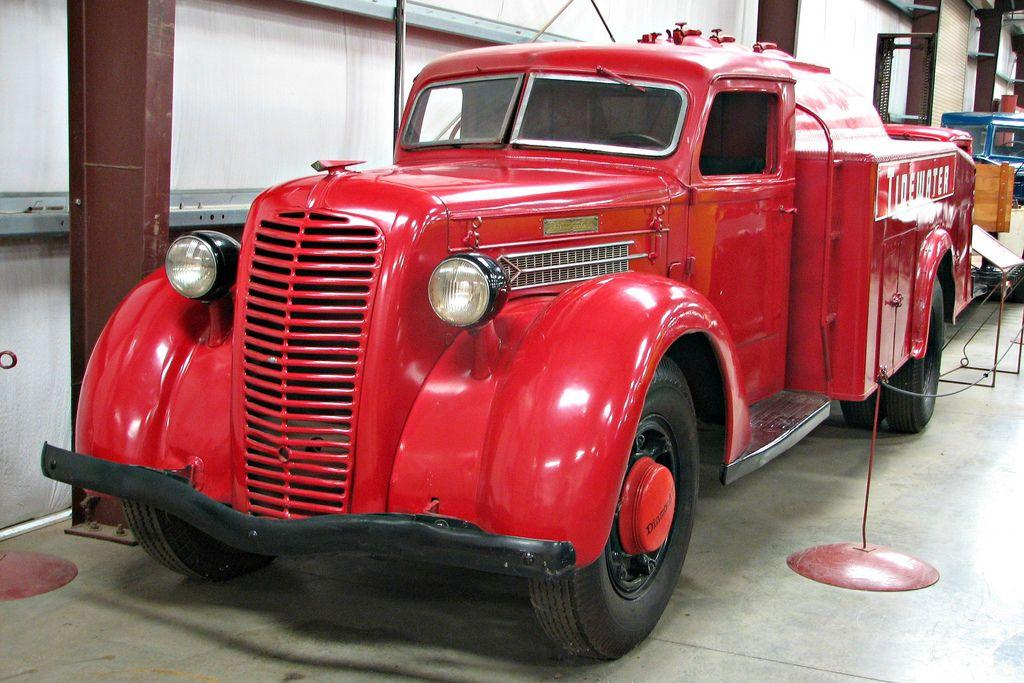 classic trucks3 Classic Trucks in Hays Antique Museum, California