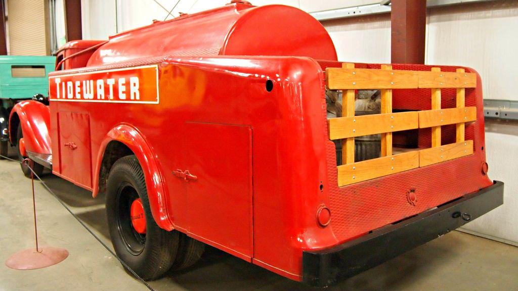 classic trucks4 Classic Trucks in Hays Antique Museum, California