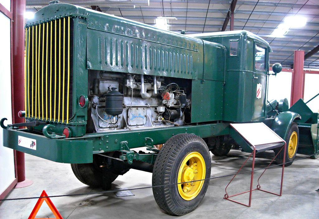 classic trucks9 Classic Trucks in Hays Antique Museum, California