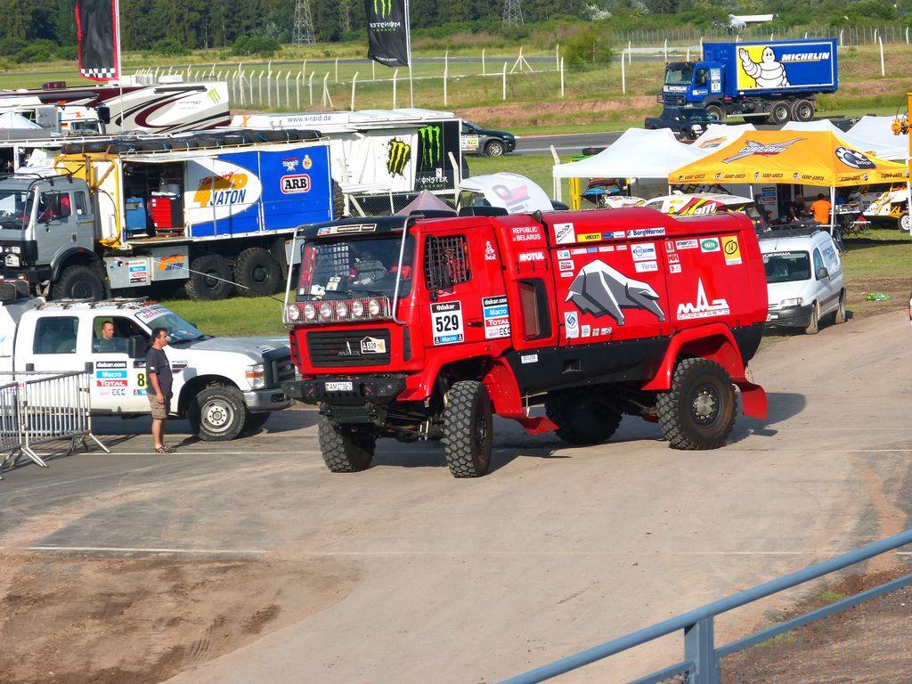 dakar1 The Dakar Rally   Greatest Rally Ever