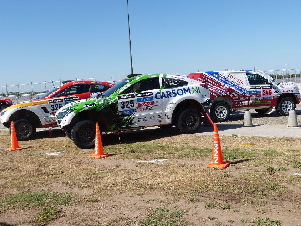 dakar3 The Dakar Rally   Greatest Rally Ever